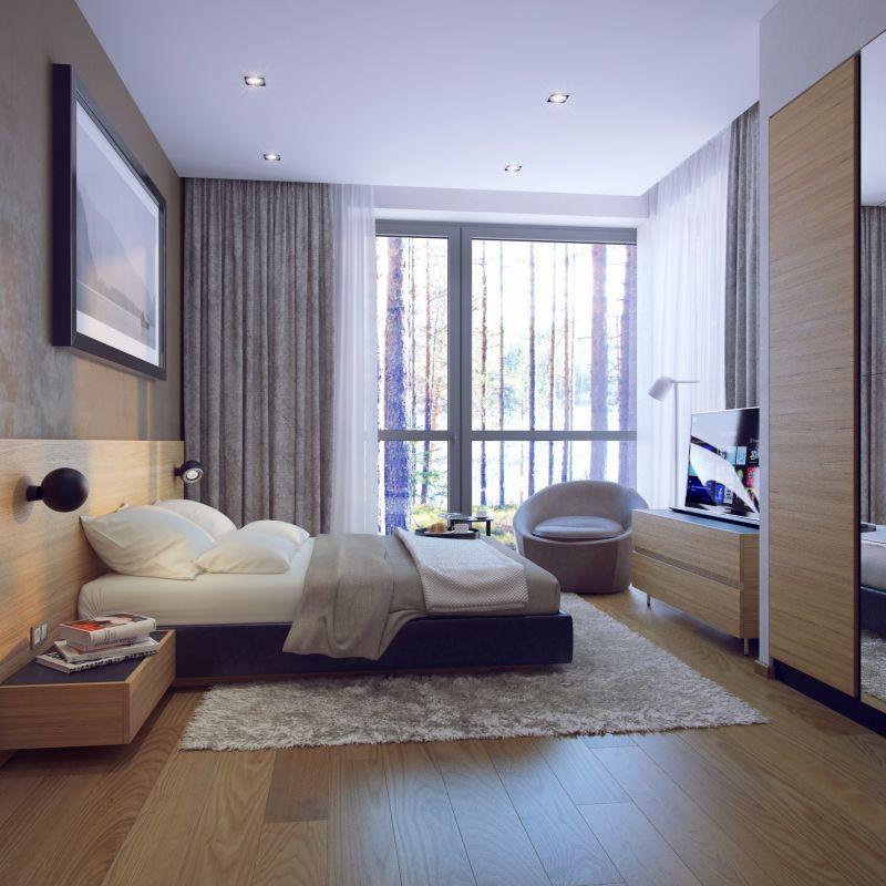 ЖК Первая Линия Life Energy Resort, отделка квартир